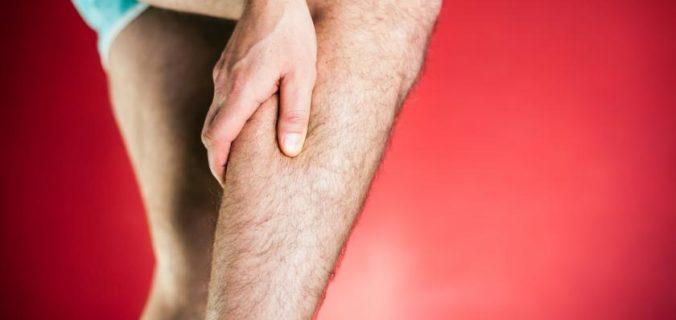 Les meilleurs moyens de se débarrasser des crampes dans les jambes.