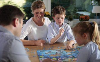 Le puzzle a des effets positifs sur les fonctions cognitives et le stress.