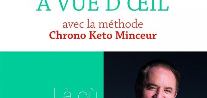 Dr Claude Chauchard Maigrir à vue d'œil avec la méthode Keto Minceur