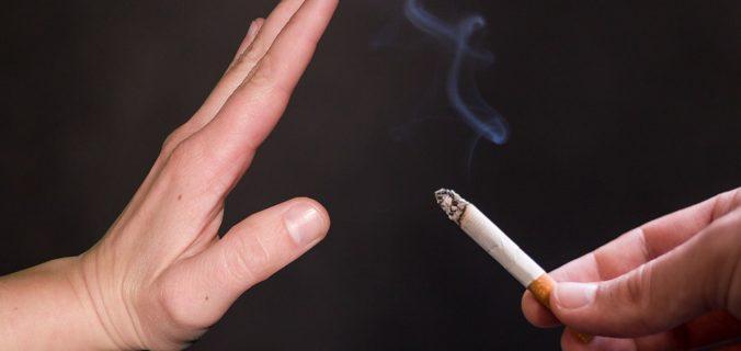 Cesser de fumer et perdre du poids.