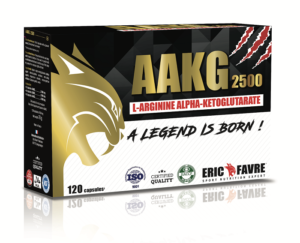 AAKG 2500 d'Eric Favre : boostez votre N.O.