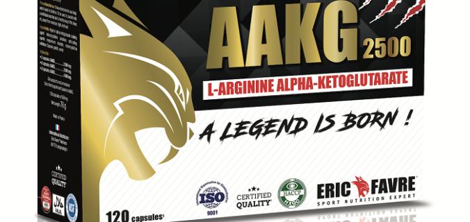 AAKG 2500 : boostez votre N.O. avec Eric Favre