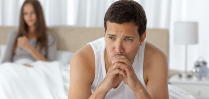 Les causes et le traitement de l'impuissance - 5 meilleurs remèdes naturels.