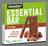 ESSENTIAL BAR : Le snack rassasiant à la pâte de dattes Isostar