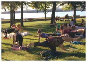 Les bienfaits du yoga sur le développement personnel