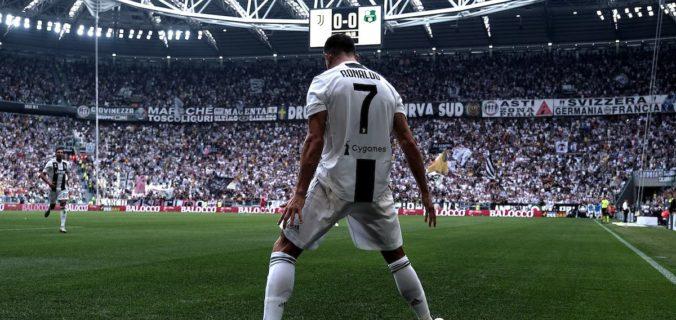 Cristiano Ronaldo révèle les origines de la célébration de but.