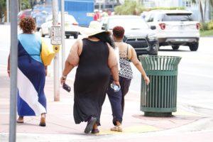 Les coûts personnels de obésité