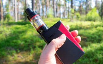 E-liquide CBD pour cigarettes électroniques