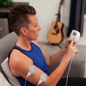 HeatTens, l'appareil pour soulager les douleurs musculaires et articulaires sans médicament.