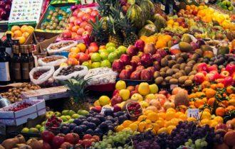 régime méditerranéen peut aider à garder votre intestin heureux