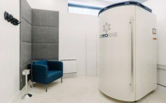 Cryobar : les bienfaits de la Cryothérapie