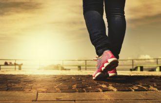 Marcher pour une meilleure santé