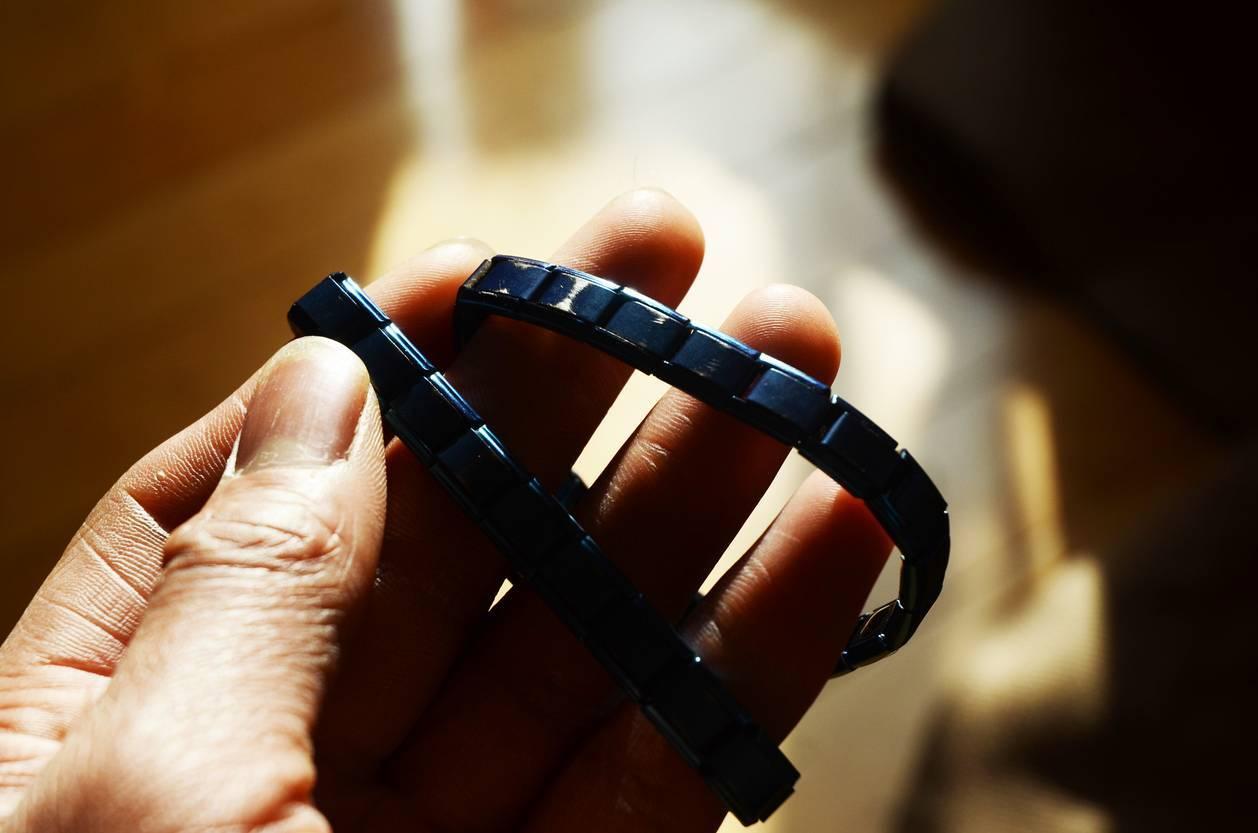 bracelet magnétique La magnétothérapie pour rester en forme et lutter contre la douleur.