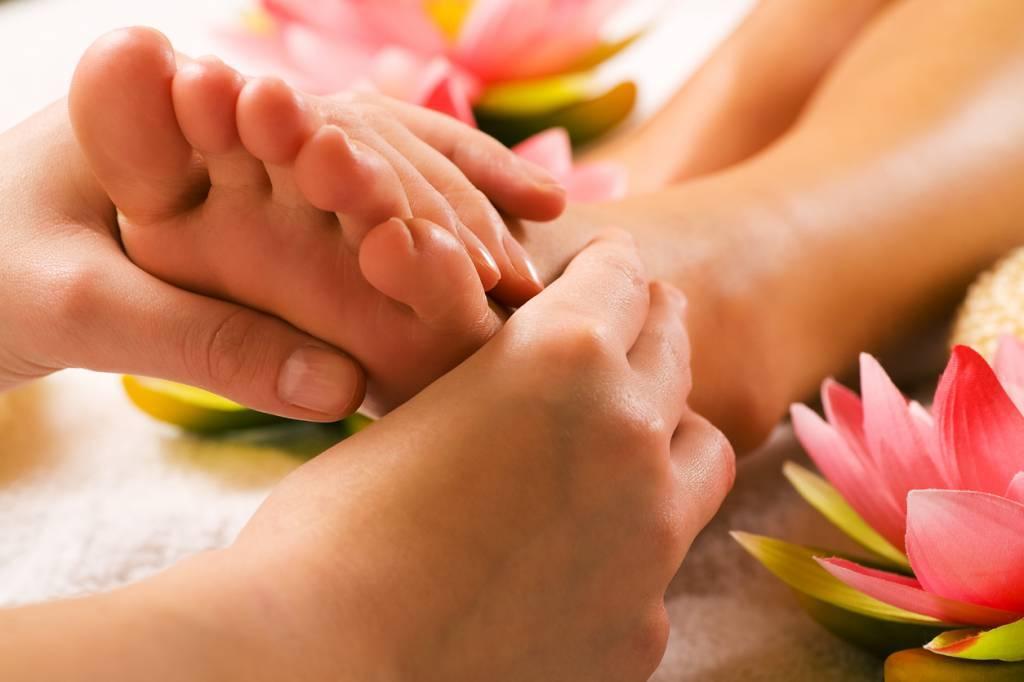 réflexologie plantaire Le bien-être passe aussi par les pieds