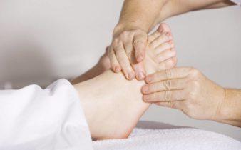 Le bien-être passe aussi par les pieds