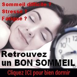 comment retrouver un bon sommeil