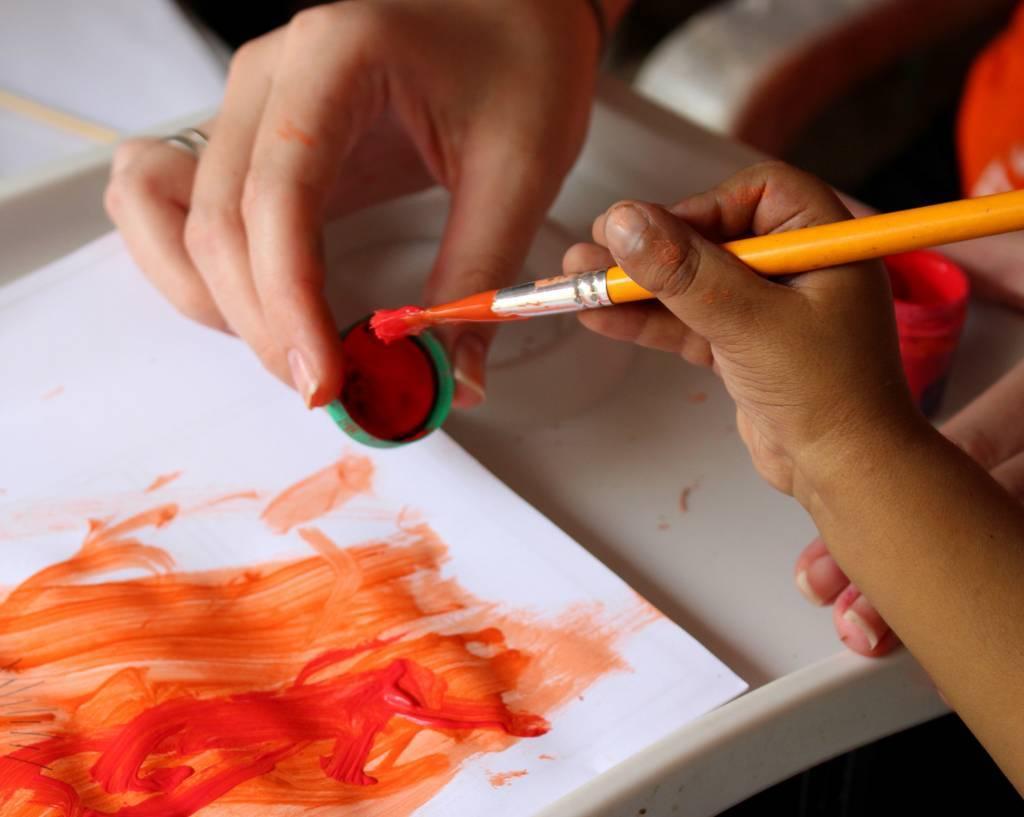 peinture art  Éveiller sa créativité pendant ses loisirs