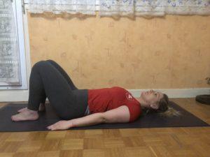 Séance de Pilates Matwork à faire à la maison