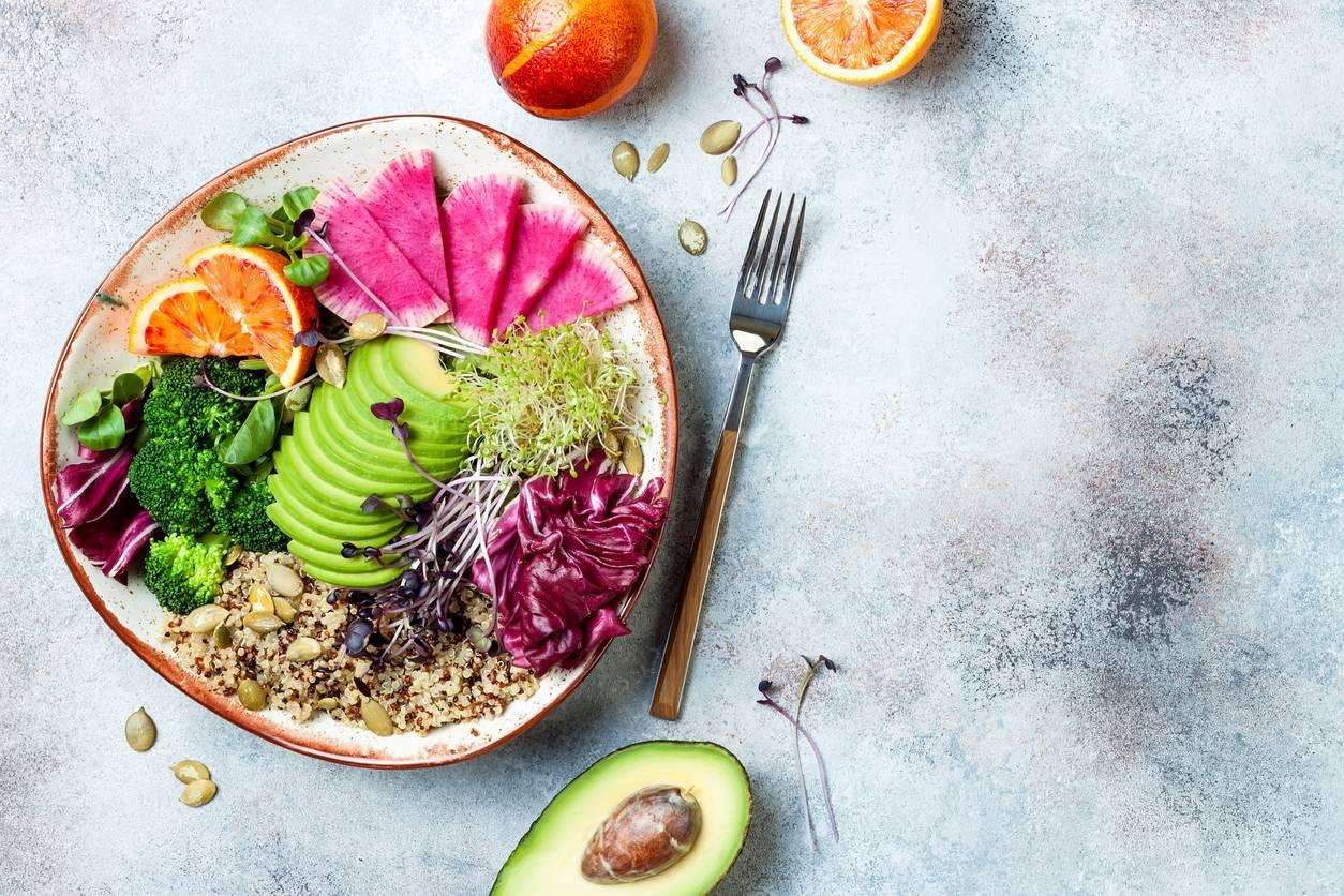 nourriture saine Nos solutions pour retrouver la forme après l'hiver