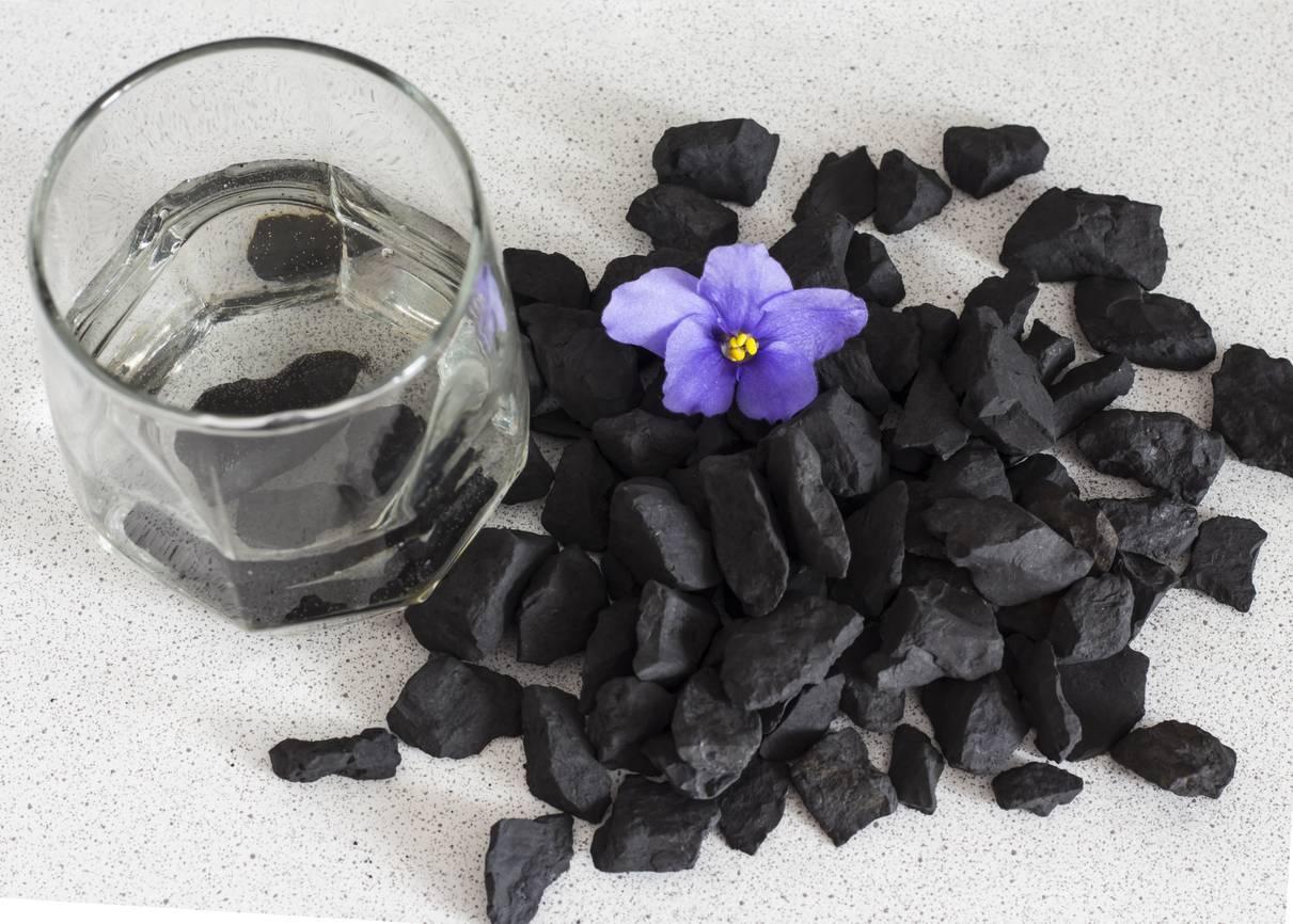 filtre charbon binchotan