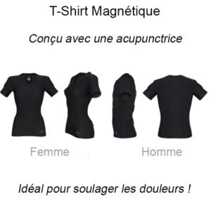 Forever Magnetic invente un T-shirt Magnétique