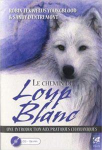 Le chemin du Loup Blanc - Robin Tekwelus Youngblood,Sandy D'Entremont