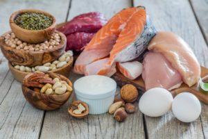 Zoom sur la protéine végétale