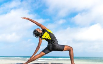 Aperçu sur les bienfaits du yoga dynamique sur la santé.