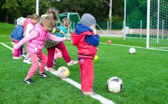 les avantages du sport pour les enfants