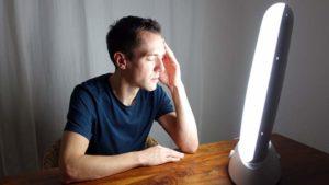La luminothérapie médicale : une solution efficace contre la dépression.