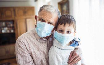 Covid-19 : les grands-parents peuvent-ils garder les enfants ?