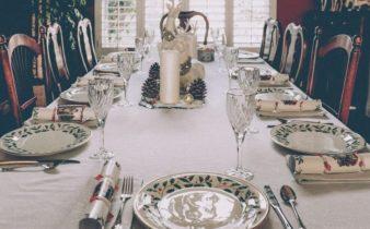 Repas de fêtes en famille, cette année tout le monde s'y met !