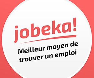 Jobeka meilleur moyen de trouver un emploi