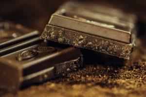 chocolat noir pour le sommeil