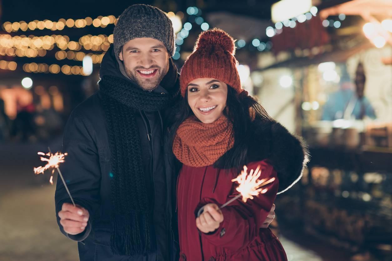 Rencontres : passez les fêtes de fin d'année à deux