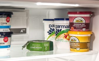 Conserver les aliments dans une chambre froide