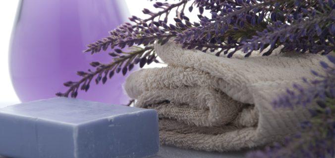 Recettes de produits home made pour la douche.