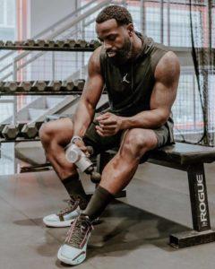 Appareil de récupération musculaire.