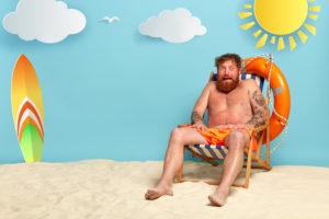 Comment guérir rapidement les coups de soleil ?