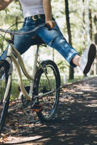 Culture du vélo en Europe et aux États-Unis.
