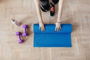Comment réaliser un sport à la maison?