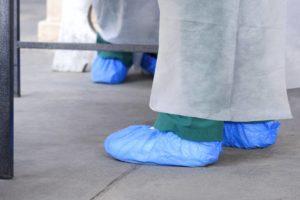 Infirmières : la technologie derrière vos chaussures