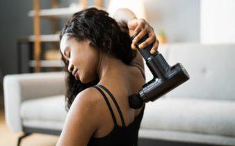 Sport : le pistolet de massage par vibration est-il efficace ?
