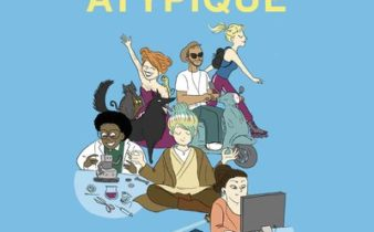Le manuel de survie de l'adulte atypique - Christelle Bechouche.